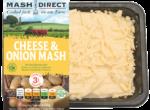 Cheese & Onion Mash