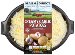 Creamy Garlic Potatoes