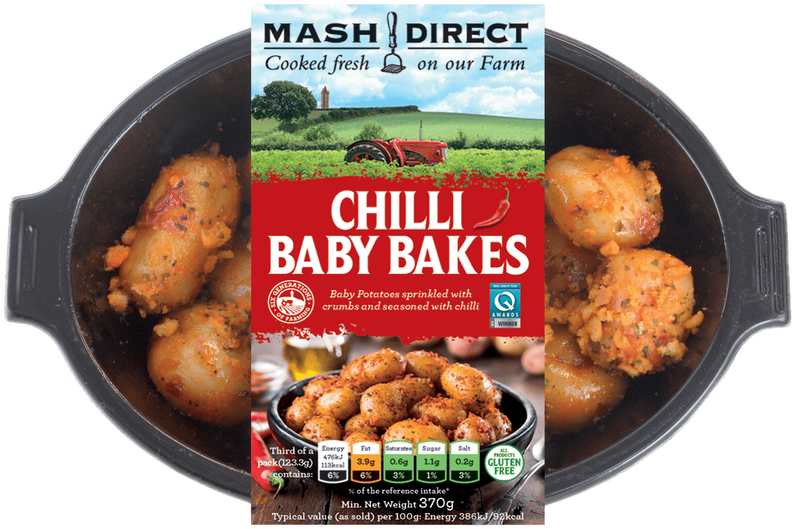Chilli Baby Bakes