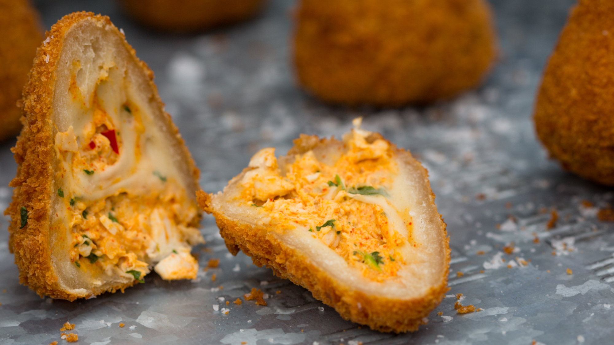 Food Busker - Brazilian Coxinhas