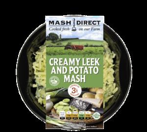 Creamy Leek and Potato Mash