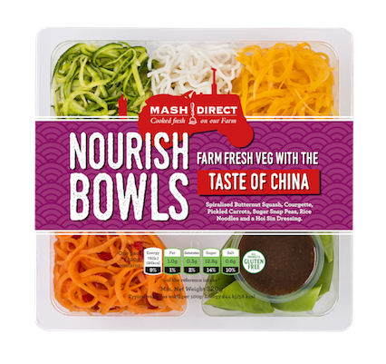 Nourish Bowls - Taste of China