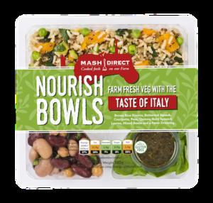 Nourish Bowls – Taste of Italy