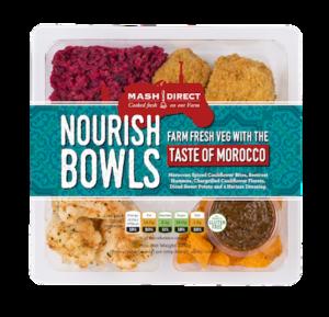 Nourish Bowls – Taste of Morocco
