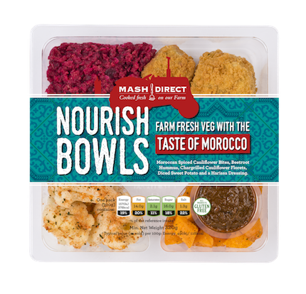 Nourish Bowls - Taste of Morocco