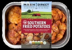 Southern Fried Potatoes