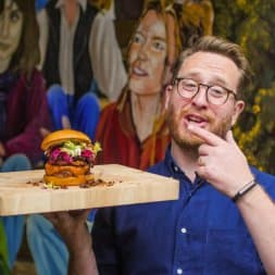 Want to cook like the Food Busker?