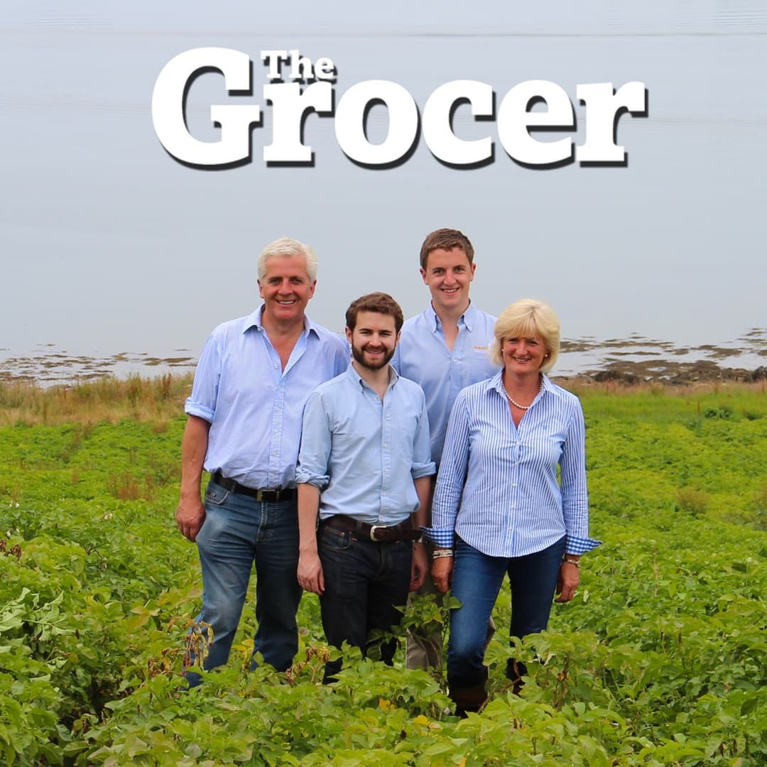 We've been named #1 by The Grocer