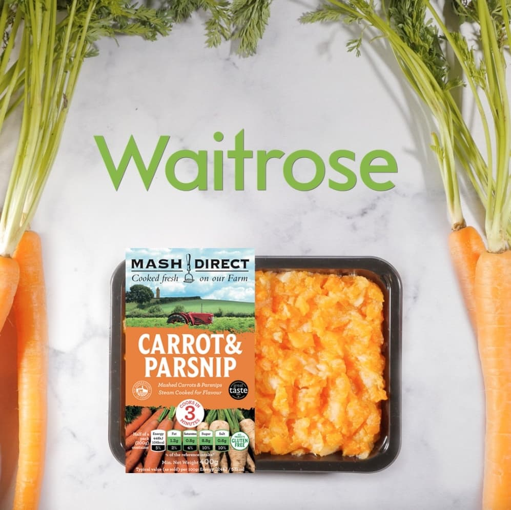 Available now in Waitrose!