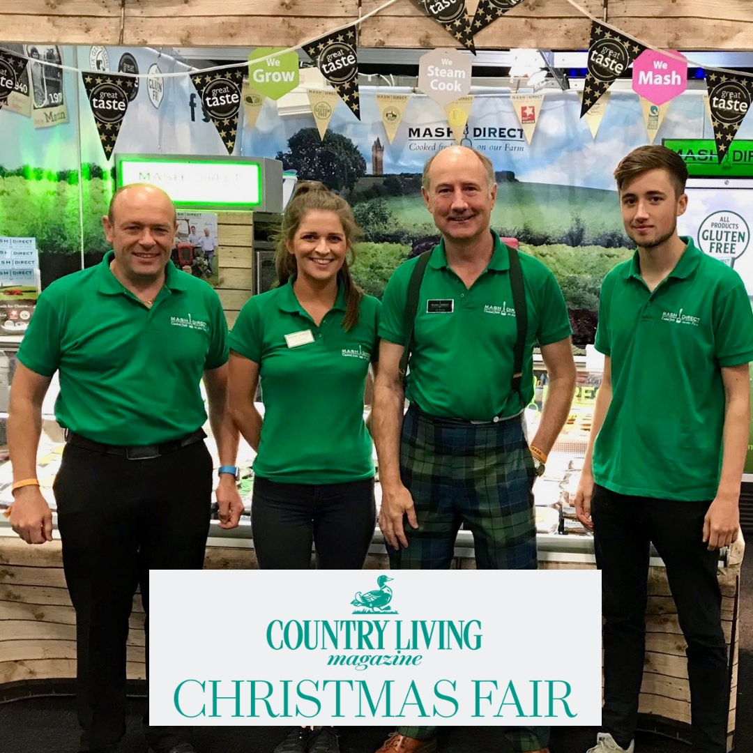 Country Living Christmas Fair 2018