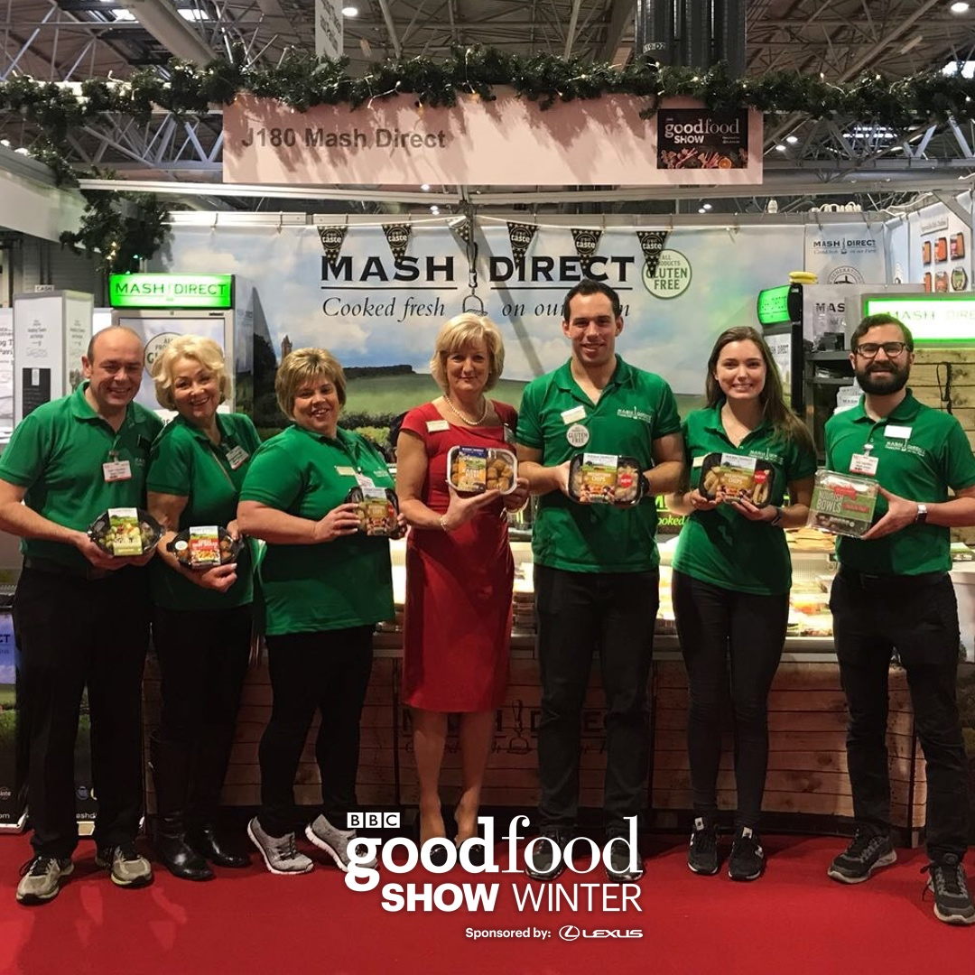 BBC Good Food Show Birmingham, 2018