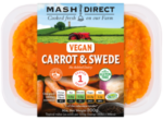 Vegan Carrot & Swede