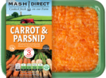 Carrot & Parsnip Mash