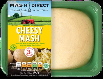 Cheesy Mash