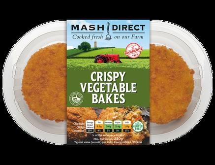 Crispy Vegetable Bakes