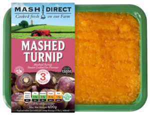 Mashed Turnip