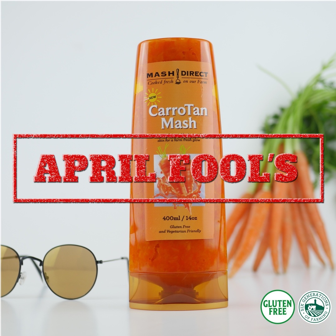 Mash Direct Launches CarroTan!