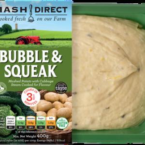 Bubble & Squeak Mash DIrect