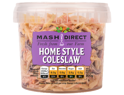 Home Style Coleslaw