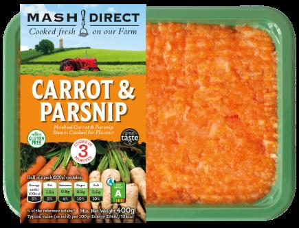 Carrot & Parsnip