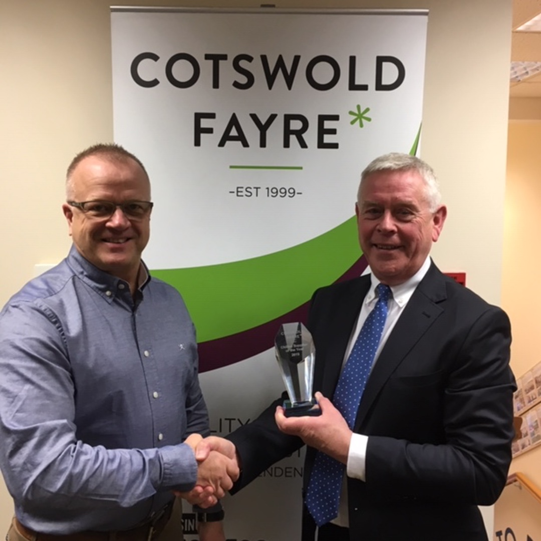 Cotswold Fayre – Chilled Supplier of the Year