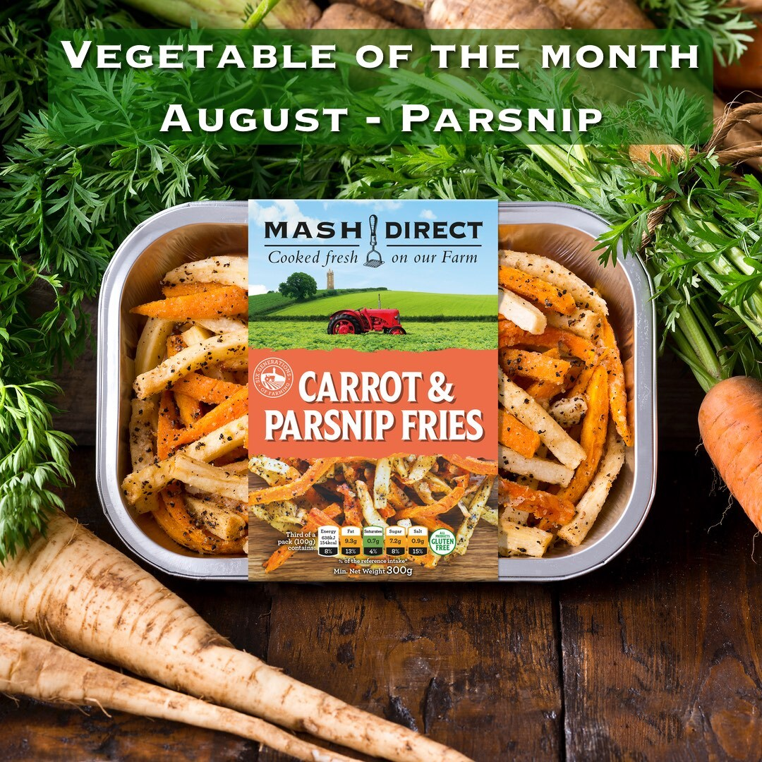 Veg of the Month: Parsnip