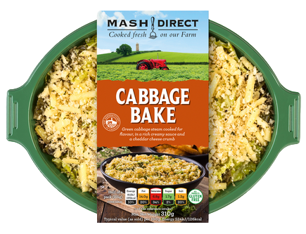Cabbage Bake