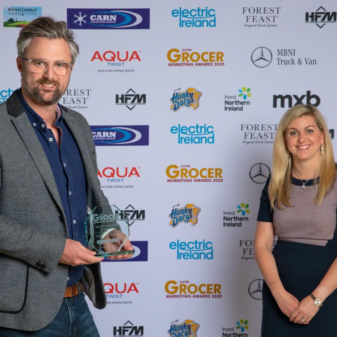 Ulster Grocer Marketing Awards