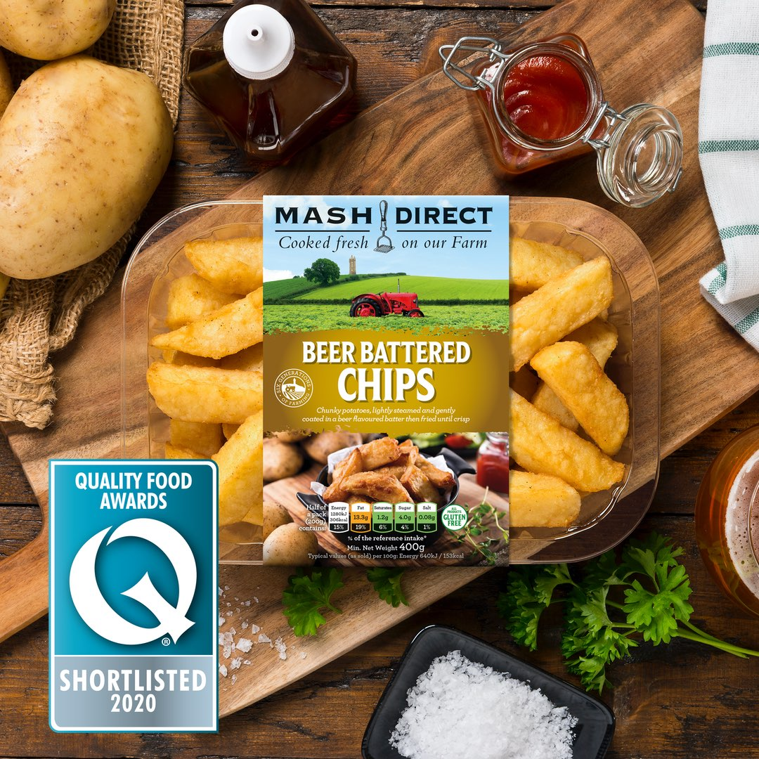 UK Quality Food Awards 2020