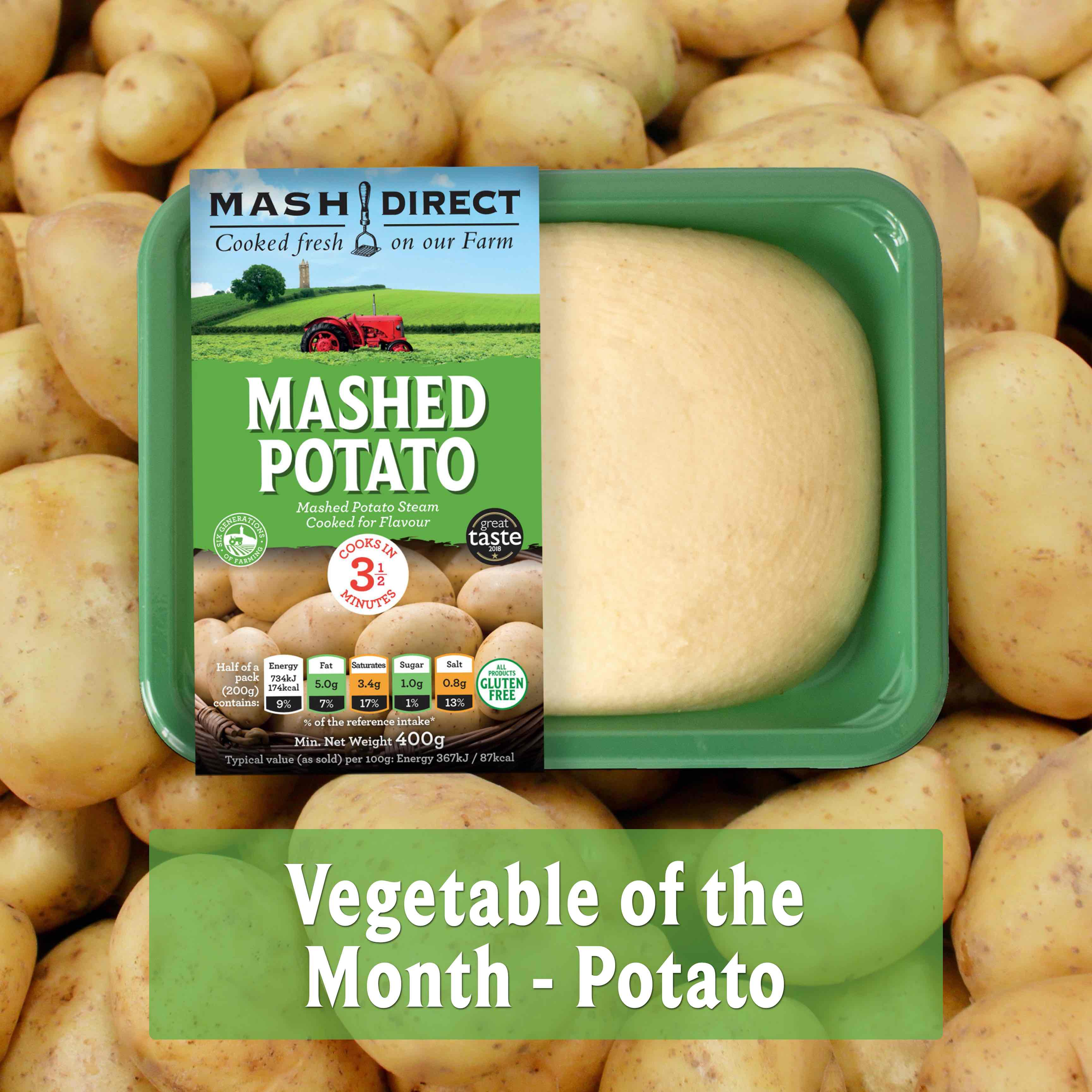 Veg of the Month: Potato