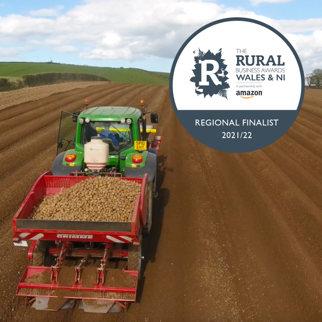 Finalists in Amazon Rural Business Awards